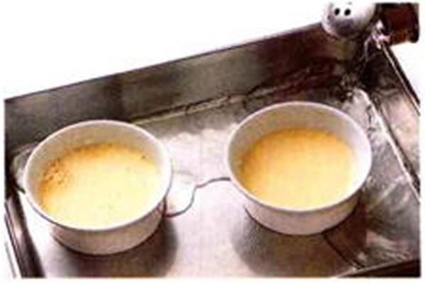 烘焙入门烘焙食谱之烤焙、后期加工制作步骤1