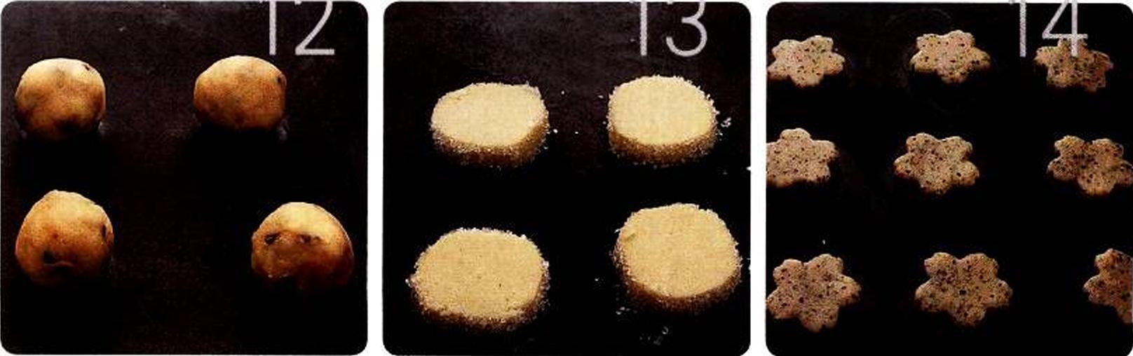 烘焙入门食谱饼干制作详解