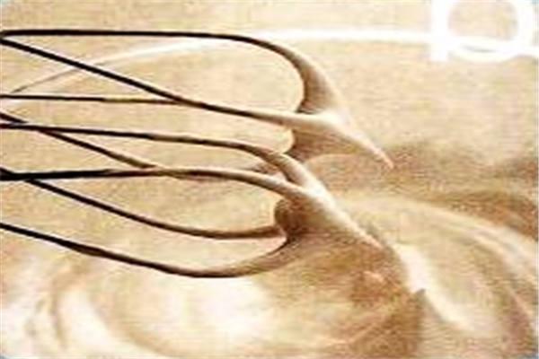 烘焙入门烘焙食谱之蛋白核桃脆饼制作步骤2