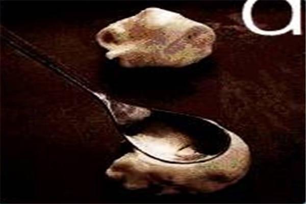 烘焙入门烘焙食谱之蛋白核桃脆饼制作步骤4