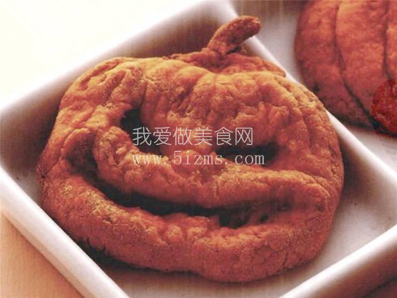 烘焙入门烘焙食谱之南瓜甜饼
