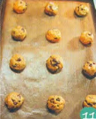 烘焙入门烘焙食谱之烘焙食谱制作方法:制作步骤6