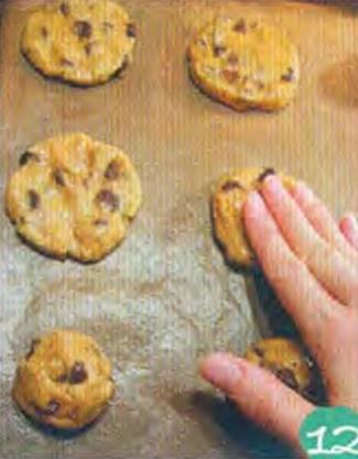 烘焙入门烘焙食谱之烘焙食谱制作方法:制作步骤7
