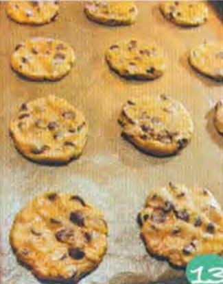 烘焙入门烘焙食谱之烘焙食谱制作方法:制作步骤8