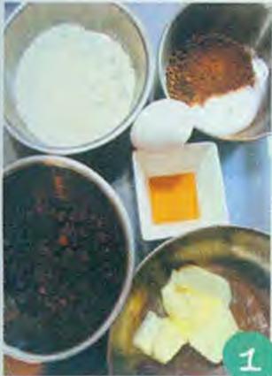 烘焙入门烘焙食谱之制前准备:制作步骤1