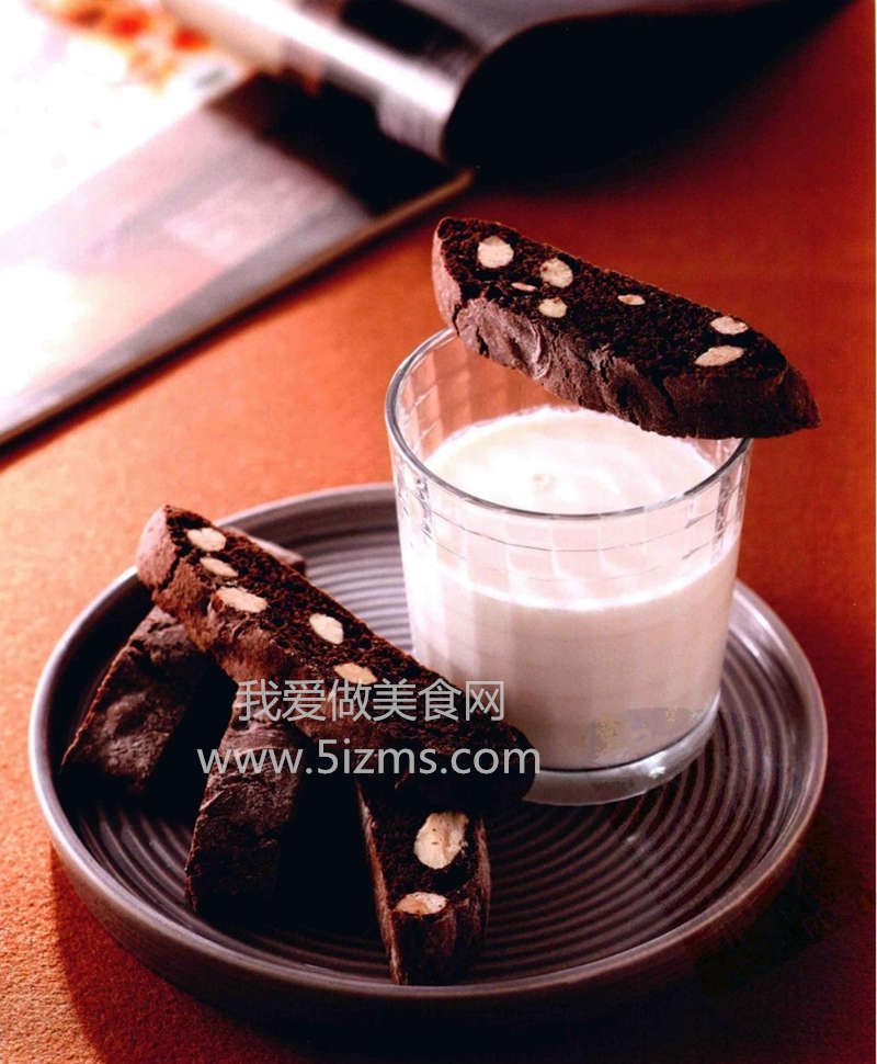 巧克力坚果烤饼