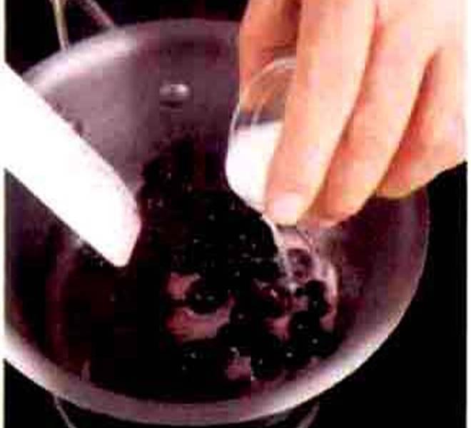 烘焙入门烘焙食谱之豆浆蓝莓玛芬蛋糕制作步骤1