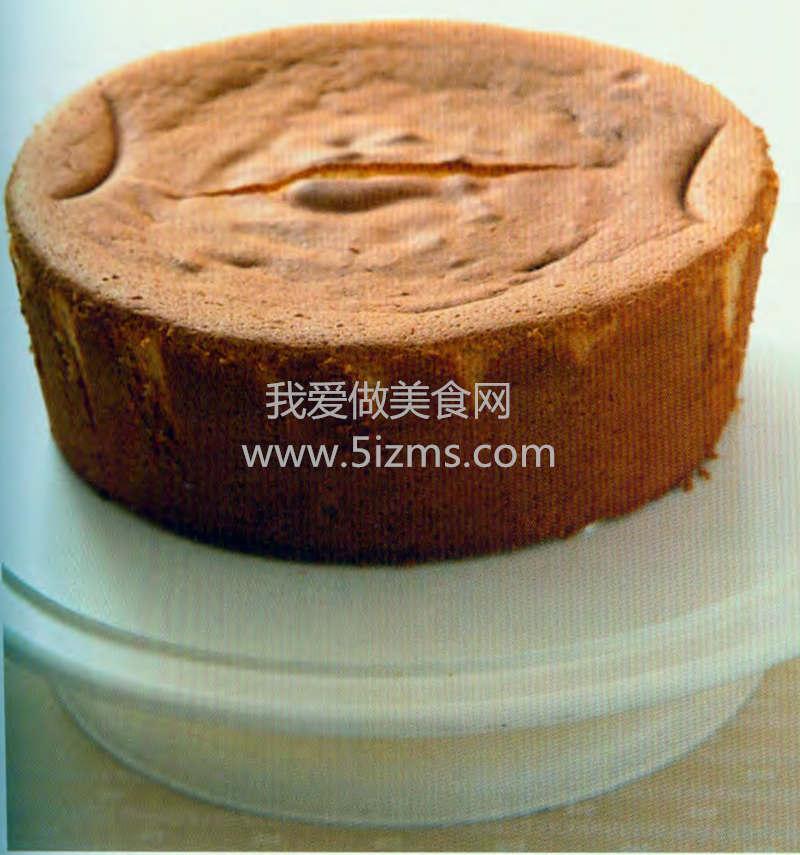 烘焙入门烘焙食谱之基本分蛋蛋糕