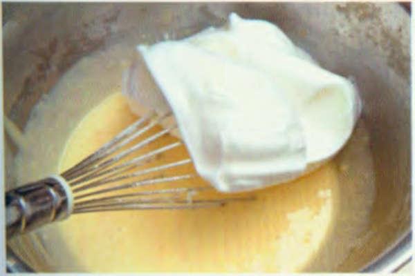 烘焙入门烘焙食谱之基本分蛋蛋糕制作步骤15