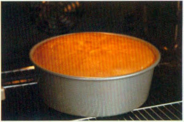 烘焙入门烘焙食谱之基本分蛋蛋糕制作步骤22