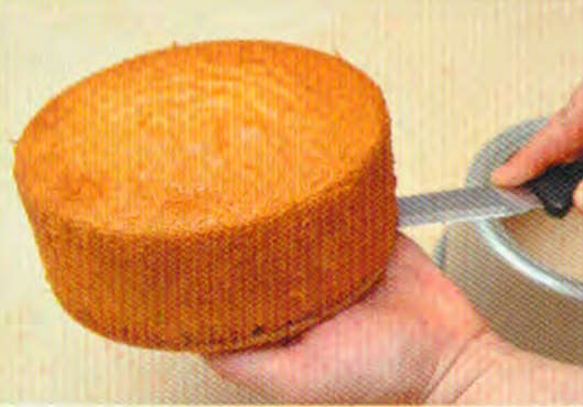 烘焙入门烘焙食谱之基本全蛋蛋糕制作步骤22