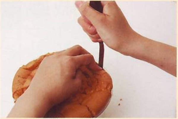 烘焙入门烘焙食谱之制作方法:制作步骤14