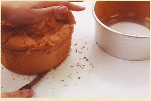 烘焙入门烘焙食谱之制作方法:制作步骤16