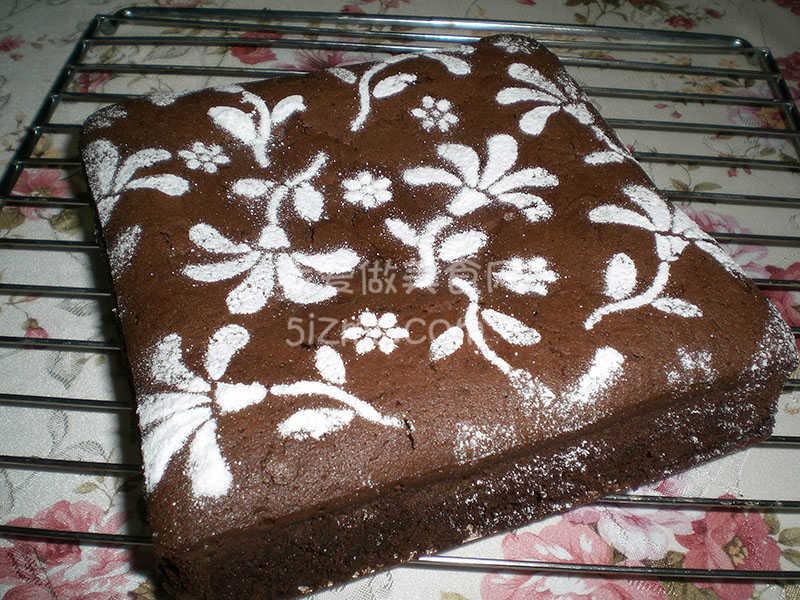 烘焙入门烘焙食谱之古典巧克力蛋糕