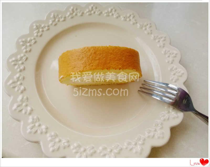 烘焙入门烘焙食谱之小山蛋糕卷