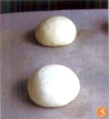 烘焙入门烘焙食谱之红豆面包制作步骤5
