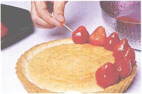 烘焙入门烘焙食谱之制作方法:制作步骤10