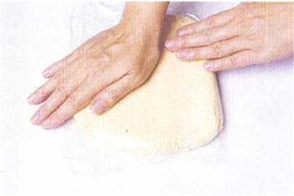 烘焙入门烘焙食谱之制作方法:制作步骤4