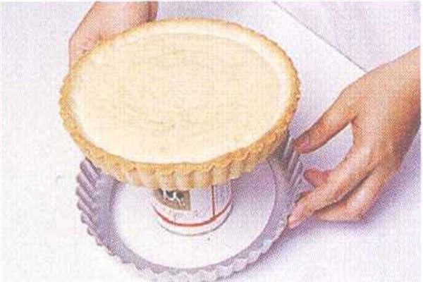 烘焙入门烘焙食谱之制作方法:制作步骤7