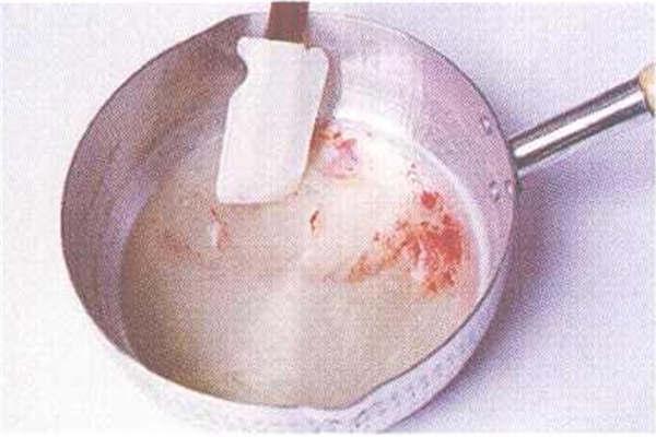 烘焙入门烘焙食谱之制作方法:制作步骤8