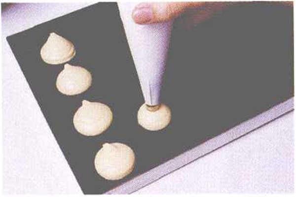 烘焙入门烘焙食谱之泡芙制作步骤5