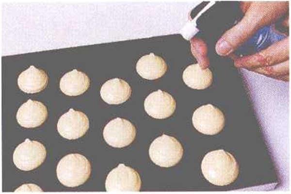 烘焙入门烘焙食谱之泡芙制作步骤6