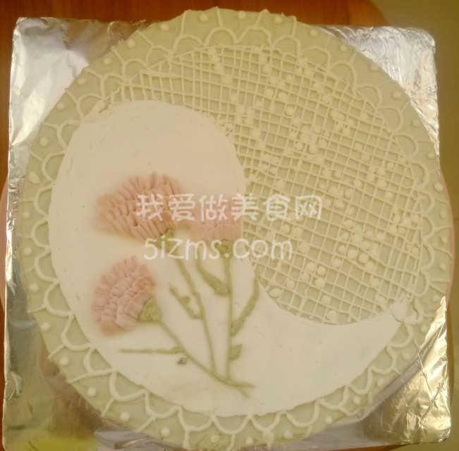 烘焙食谱之自制生日蛋糕