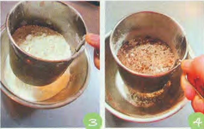 烘焙入门粉类过筛
