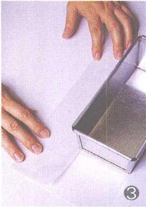 烘焙模具用纸裁剪方法